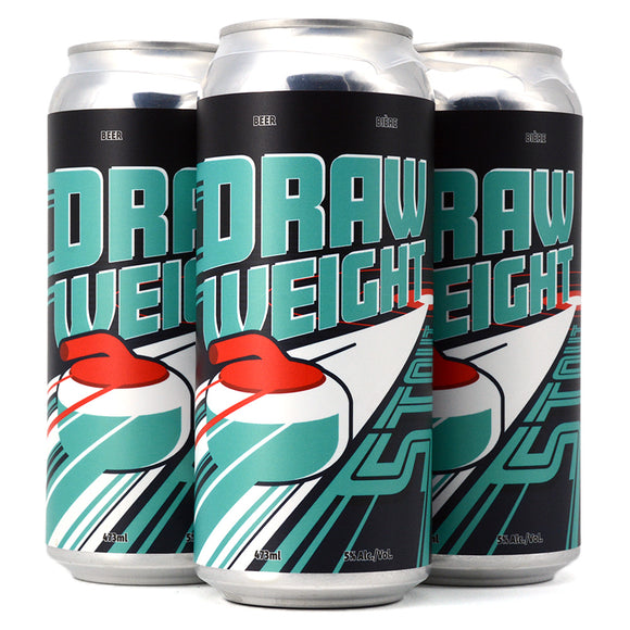 O.T. BREWING DRAW WEIGHT STOUT 4C