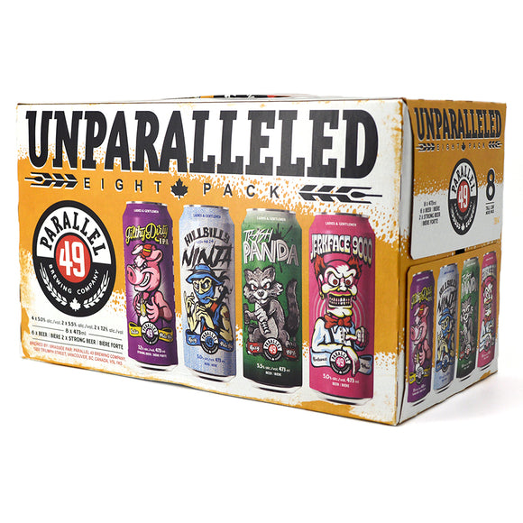 PARALLEL 49 - UNPARALLELED EIGHT PACK 8C
