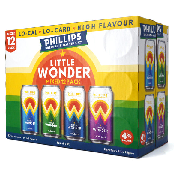 PHILLIPS LITTLE WONDER MIX PACK 12C