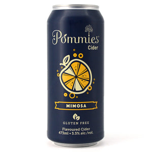 POMMIES MIMOSA CIDER 473 mL