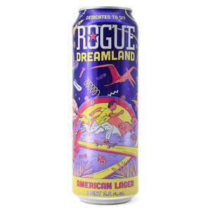 ROGUE DREAMLAND AMERICAN LAGER 568ML