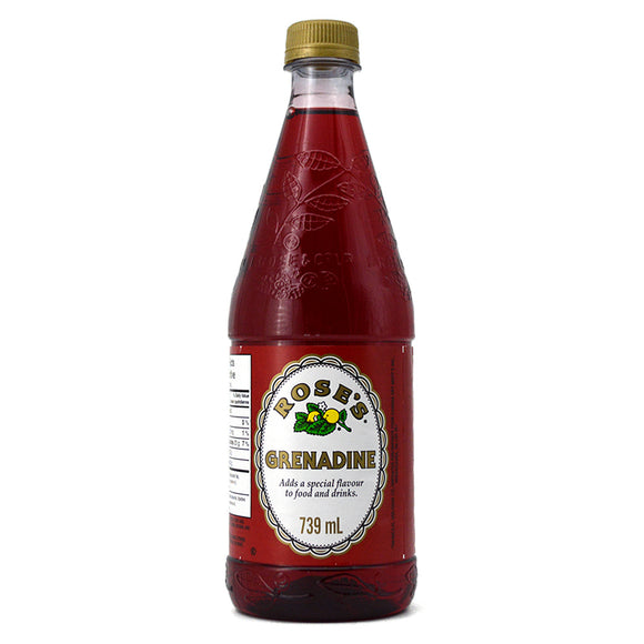 ROSE'S GRENADINE 739ML