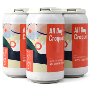 RCM ALL DAY CROQUET WILDFLOWER PEACH SESSION MEAD 4C