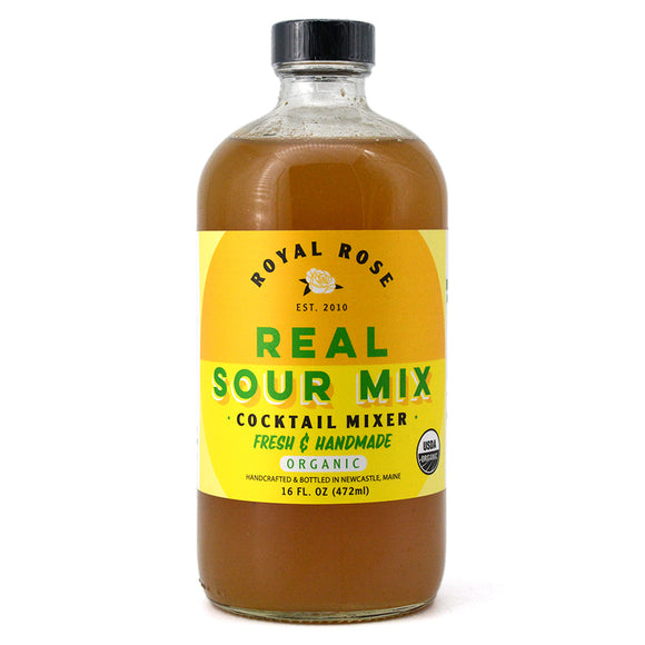 ROYAL ROSE REAL SOUR MIX 472ML