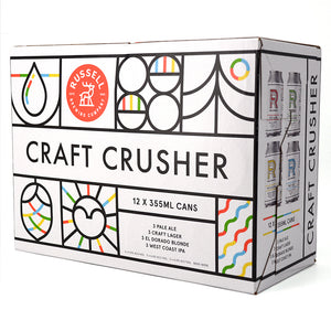 RUSSELL CRAFT CRUSHER 12C