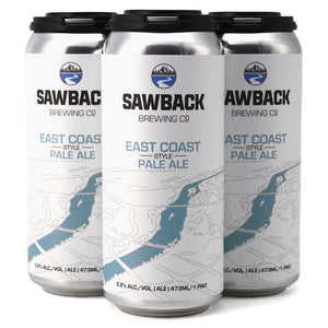 SAWBACK EAST COAST STYLE PALE ALE 4C