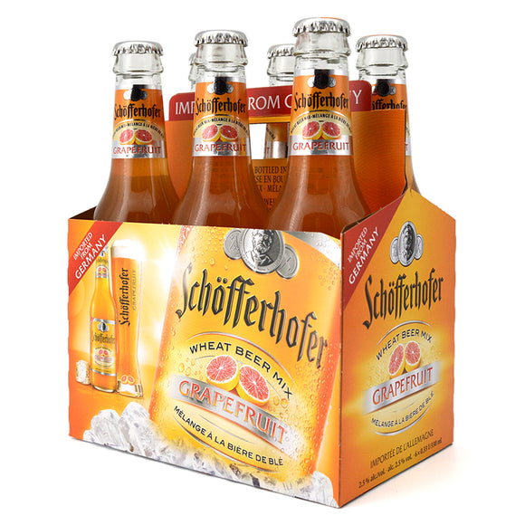 SCHOFFERHOFER GRAPEFRUIT RADLER 6B