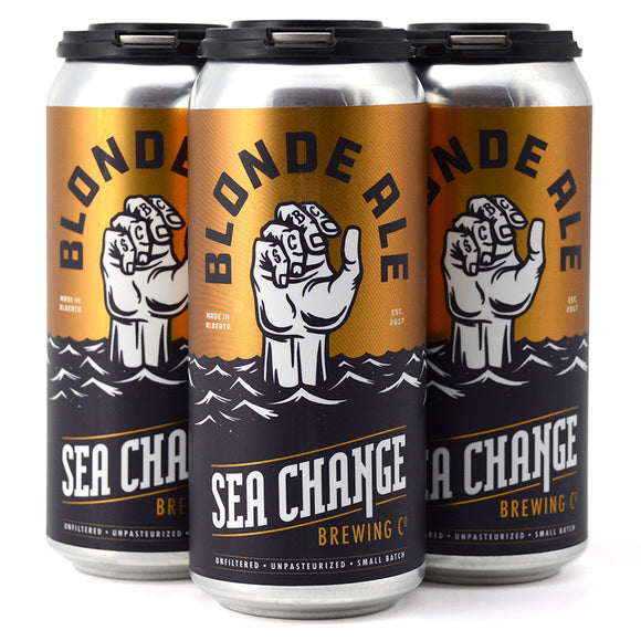 SEA CHANGE BLONDE ALE