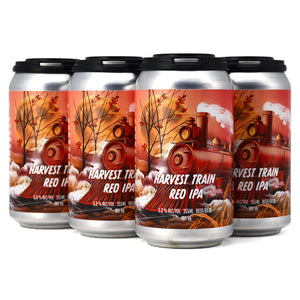 SIDING 14 HARVEST TRAIN RED IPA 6C