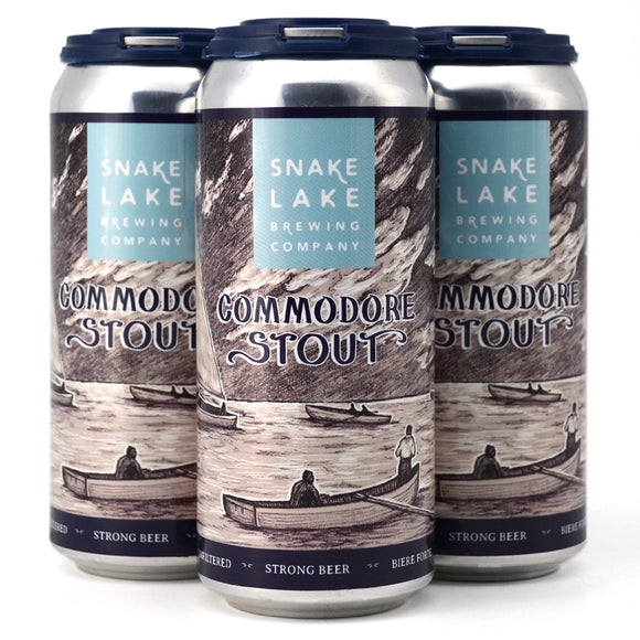SNAKE LAKE COMMODORE STOUT 4C