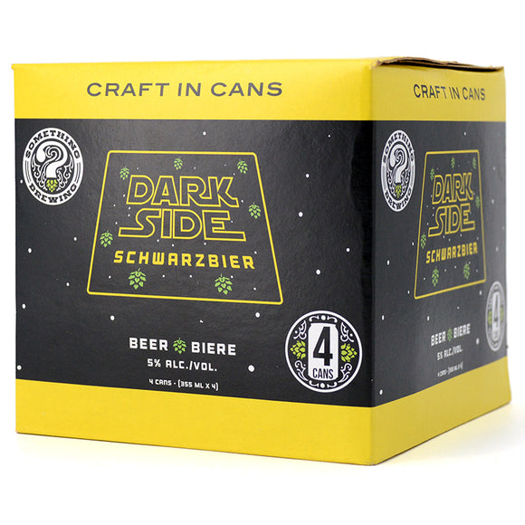 SOMETHING DARK SIDE SCHWARZBIER 4C