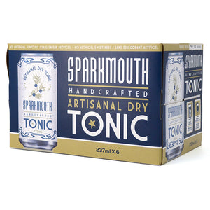 PHILLIPS SPARKMOUTH ARTISINAL DRY TONIC 6C