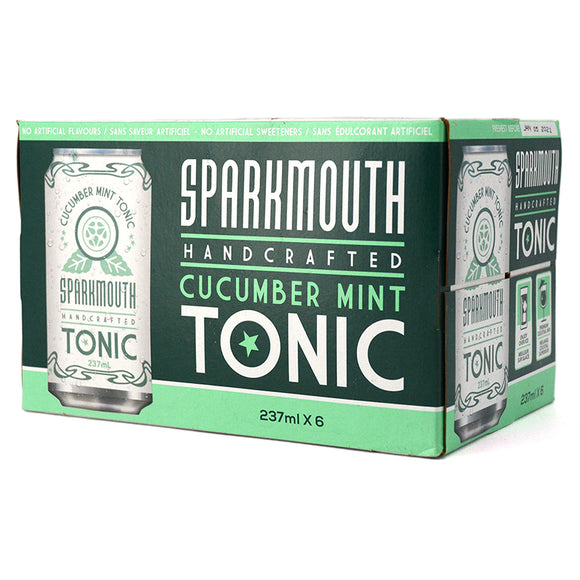 PHILLIPS SPARKMOUTH CUCUMBER MINT TONIC 6C