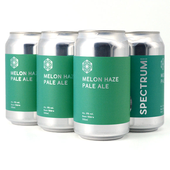 SPECTRUM MELON HAZE PALE ALE 6C