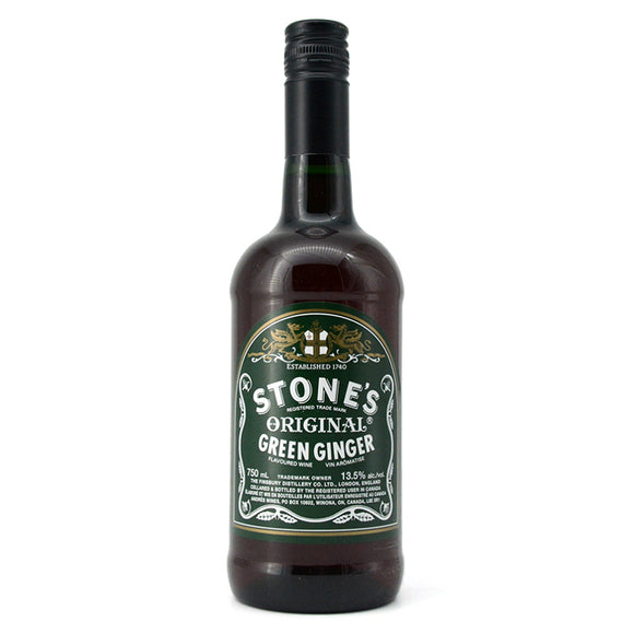 STONE'S ORIGINAL GREEN GINGER WINE 750ML