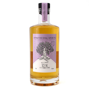 STRATHCONA SPIRITS BARREL AGED GIN 750ML