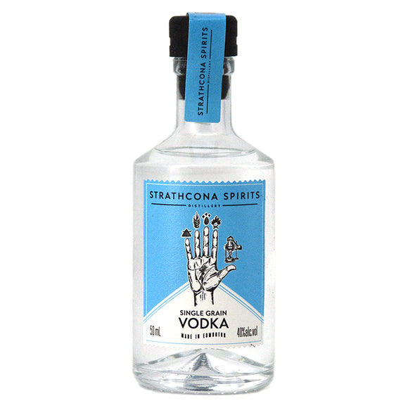 STRATHCONA SPIRITS VODKA MINI 50ML