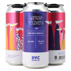 SYC WORKOUT RECOVERY SOUR 4C