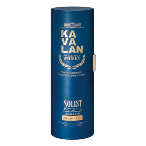 KAVALAN SOLIST VINHO BARRIQUE SINGLE MALT 700 mL