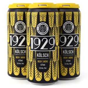 THE GROWLERY 1929 KOLSCH 4C