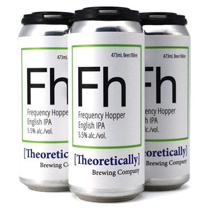 THEORETICALLY FREQUENCY HOPPER IPA 4C