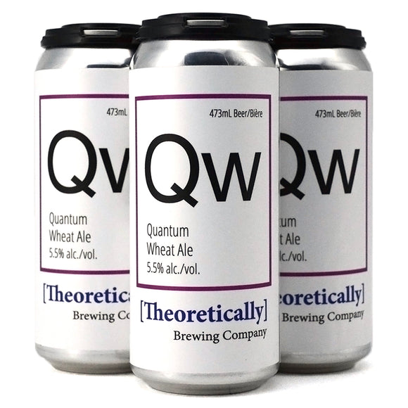 THEORETICALLY QUANTUM WHEAT ALE 4C