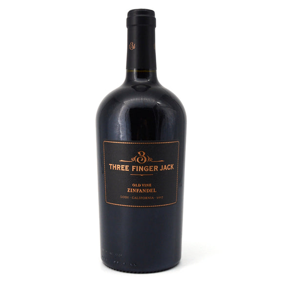 THREE FINGER JACK ZINFANDEL