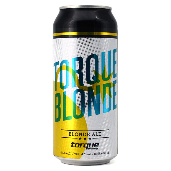 TORQUE BLONDE ALE 473ML