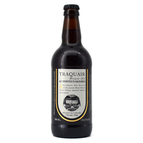 TRAQUAIR HOUSE ALE 500ML