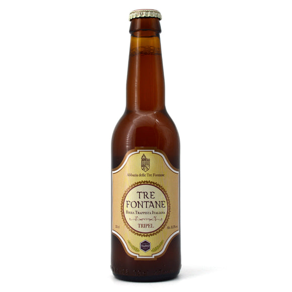 TRE FONTANE TRAPPIST TRIPLE 330ML