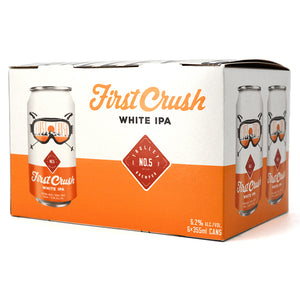 TROLLEY 5 FIRST CRUSH WHITE IPA 6C