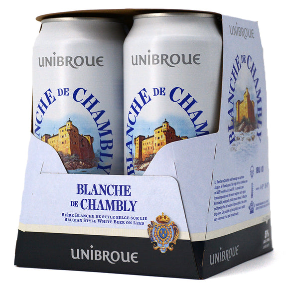 UNIBROUE BLANCHE DE CHAMBLY 4C