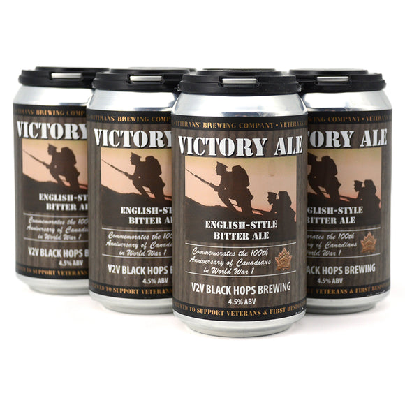 V2V VICTORY ALE ENGLISH-STYLE BITTER ALE 6C