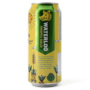 WATERLOO PINEAPPLE RADLER 473 mL