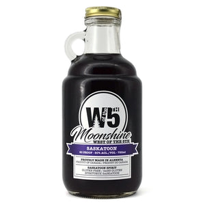 WEST OF THE 5TH MOONSHINE SASKATOON 750ML