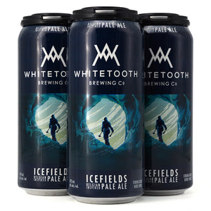WHITETOOTH ICEFIELDS BELGIAN PALE ALE 4C