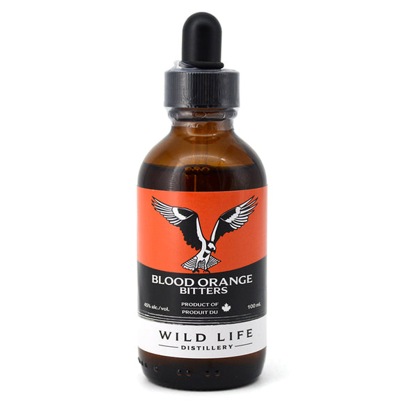 WILD LIFE BLOOD ORANGE BITTERS 100 mL