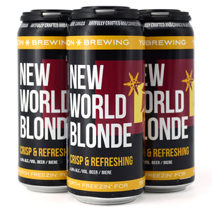 YUKON NEW WORLD BLONDE 4C