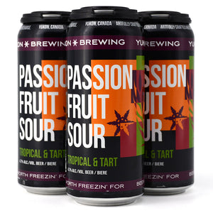 YUKON PASSION FRUIT SOUR 4C