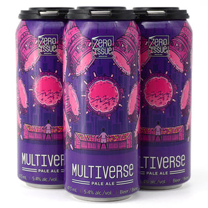 ZERO ISSUE MULTIVERSE PALE ALE 4C