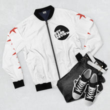 Load image into Gallery viewer, Boy Band Review  Bomber Jacket
