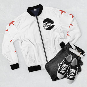Boy Band review White Bomber Jacket