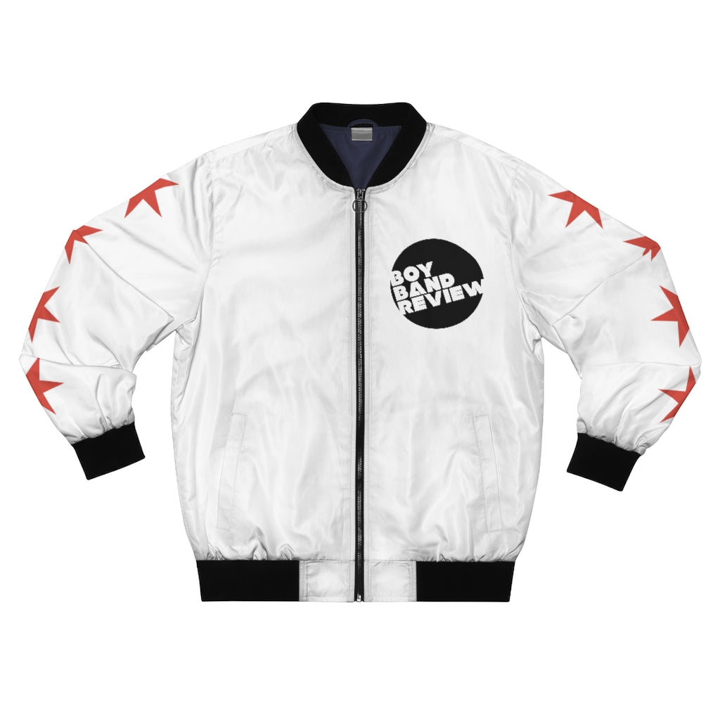 Boy Band Review  Bomber Jacket