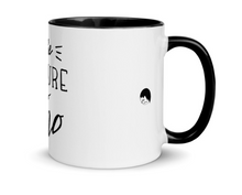 Load image into Gallery viewer, The Future is Emo!  Mug Black Inside