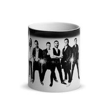 Load image into Gallery viewer, Boy Band review - Glossy Magic Mug