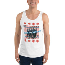 Load image into Gallery viewer, Boy Band review - Unisex Tank Top available in multiple colors
