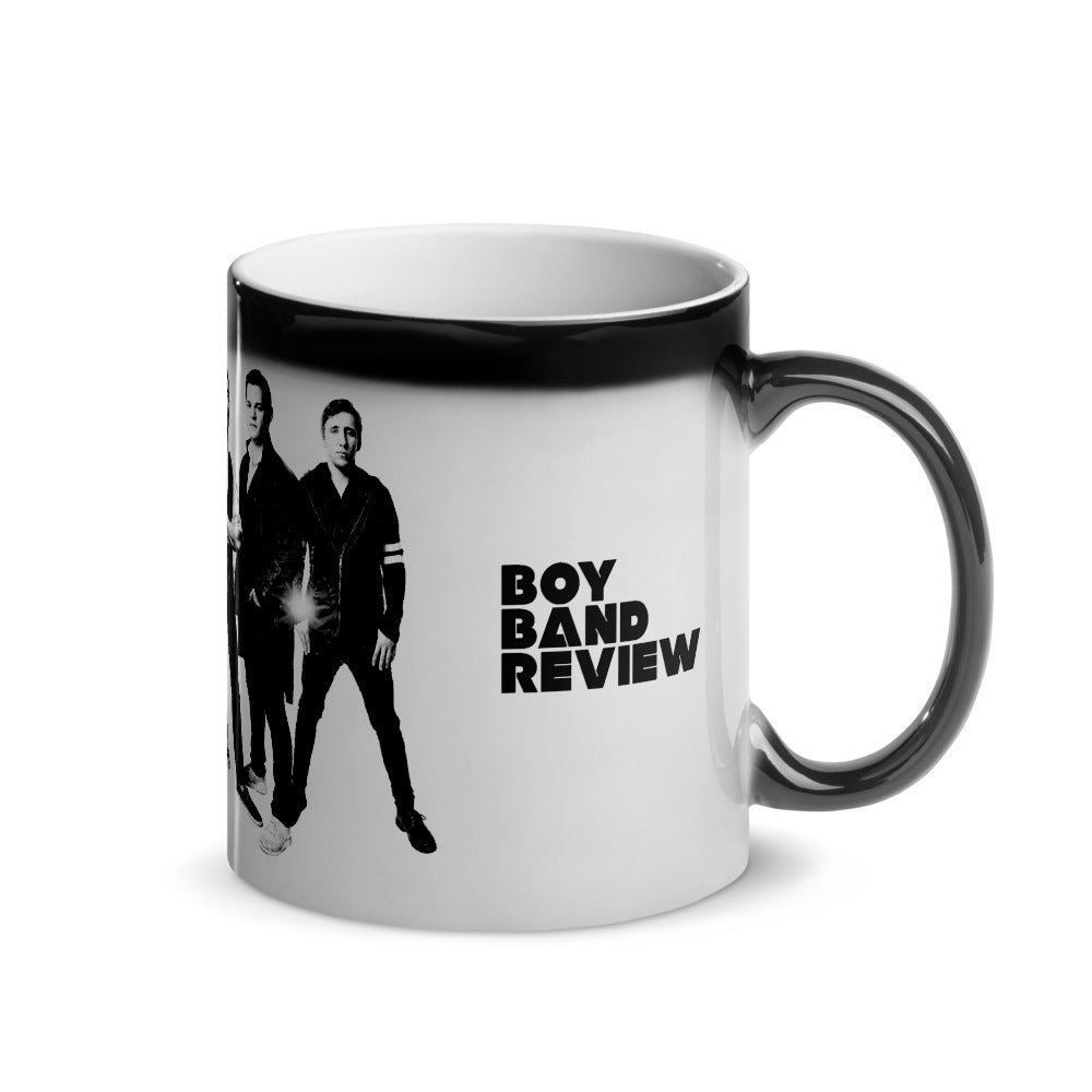 Boy Band review - Glossy Magic Mug