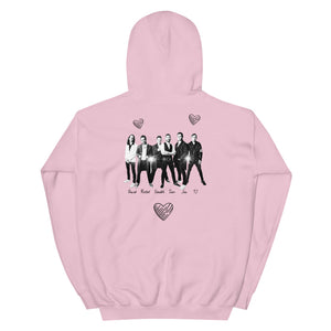 Boy Band Review Color Hoodie