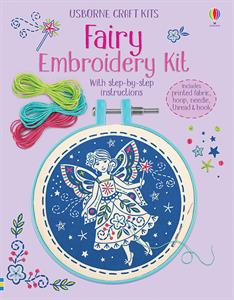 Fairy Embroidery Kit