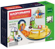 44-Piece Magformers Sky Track Play Set